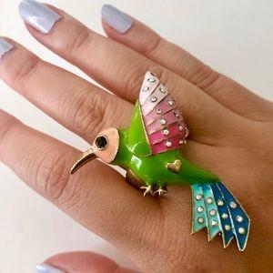 NWT Betsy Johnson Bird 🐦 ring!